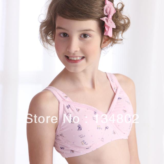 Girl Not Wearing Bra Undershirt