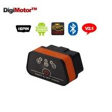 Vgate iCar2 ELM327 V 2.1 OBD2 Bluetooth Adapter OBD 2 ELM327-Bluetooth Car Diagnostic Tool Scanner ELM 327 V2.1 Diagnostic Tools