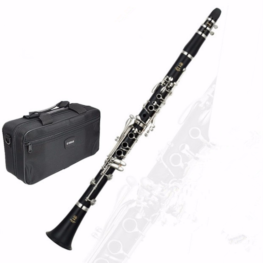 все цены на  Clarinet  musical instrument clarinet  High Quality 17 Keys Crampon Clarinet with Playing Accessories for Musical  онлайн