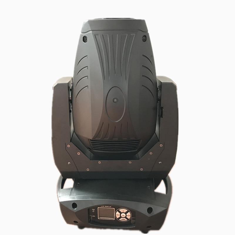 Super bright 200W led moving head beam spot light 3 in 1 led gobo project for bar dmx512 stage lighting with zoom function