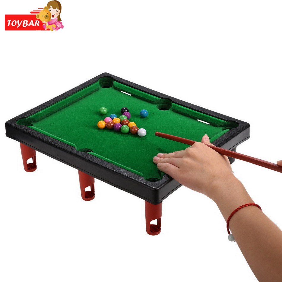 Captivating Arshiner Mini Pool Table Billiard With Cues Tripod Balls For Children Boy  Kids As Best Sports