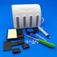 Tanque de tinta de recarga sytem ciss para mg2580s ip2880 ip2400 ip2500 mg3680 mx538