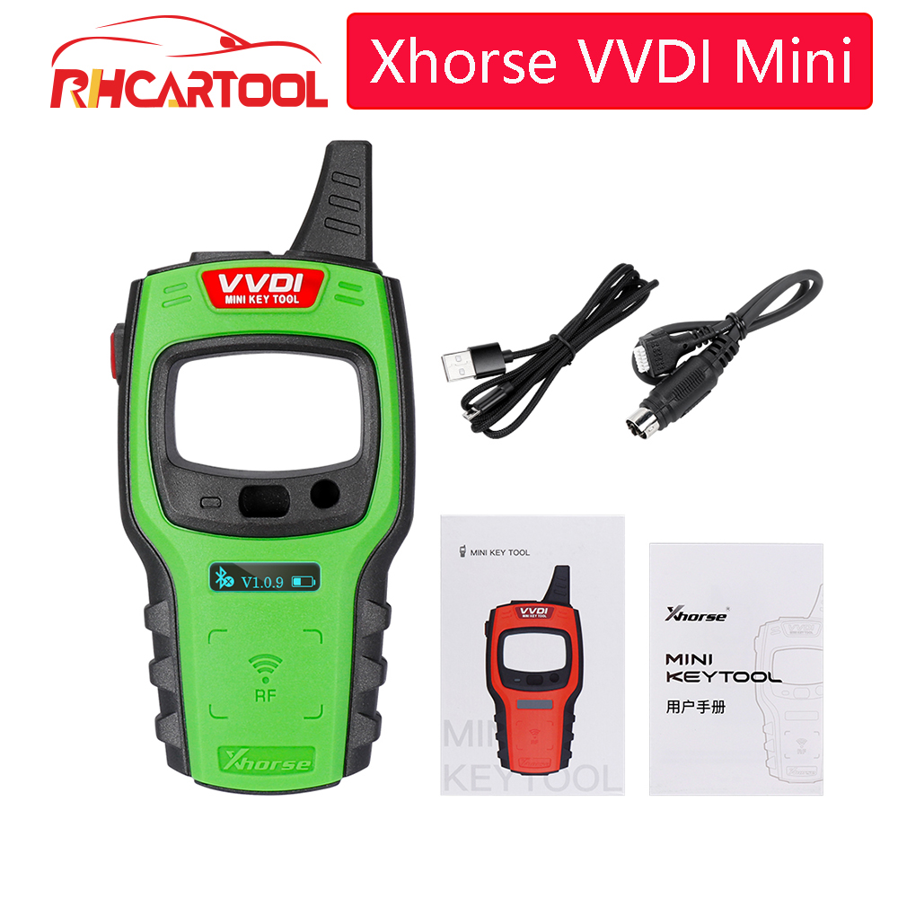 OBD2 Xhorse VVDI Mini Key Tool Remote Key Programmer Support IOS and Android VVDI Key Tool With Free 96bit 48 Clone function-in Auto Key Programmers from Automobiles & Motorcycles