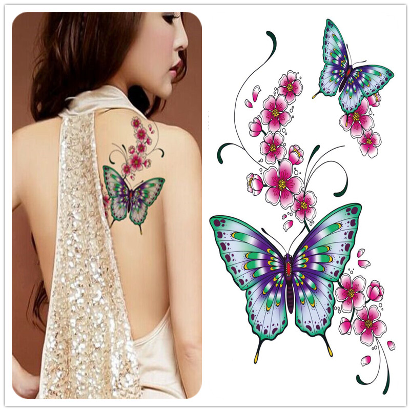 Popular temporary tattoo legs female buy cheap temporary for Delicate female tattoos
