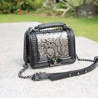 Nueva llegada señoras mano Bolsas moda mujeres messenge Bolsas calidad cuero Bolsos de hombro femenino crossbody bolso flap bag