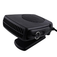 Auto Car Vehicle Electric Heating Fan Heated Windshield Defroster Demister 12V