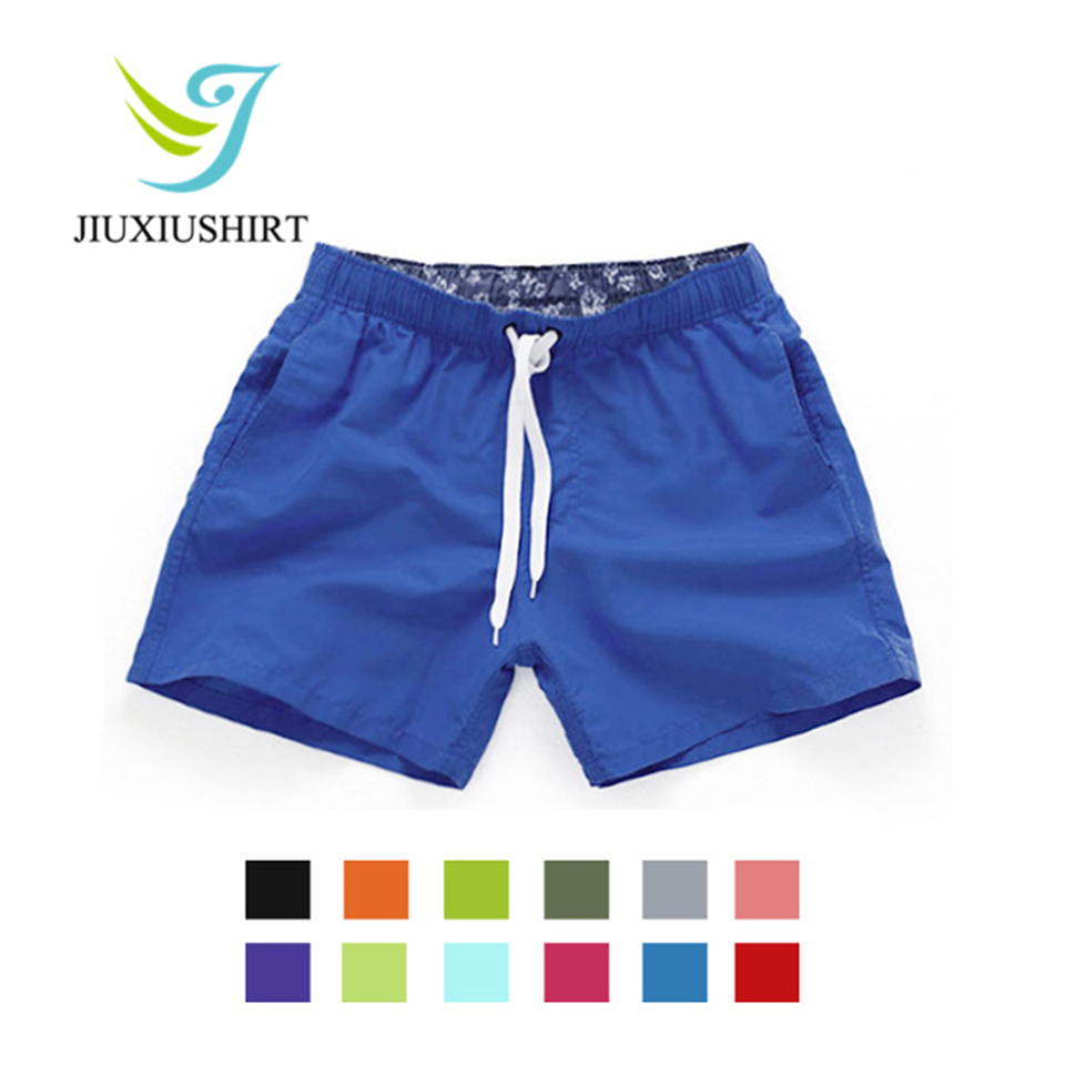 8 Colors Men's   Board     Shorts   Brand Summer Swimwear Beach   Shorts   Men's Surf   Shorts   Quick Dry Printing Swimming   Shorts