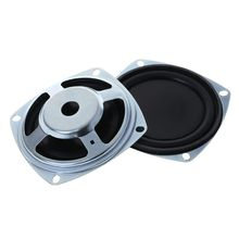 6a7c45e14 2PCS Bass Speaker 77.9mm Vibrating Vibration Membrane Passive Woofer  Radiator Diaphragm DIY Repair Kit(