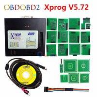 Newest XPROG V5 72 X Prog 5 74 ECU Programmer X PROG M 5 75 Full