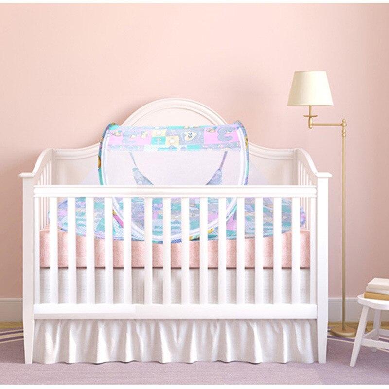 cama de beb cuna porttil plegable mosquitera colchn colchn verano beb bebs mosquito malla de polister