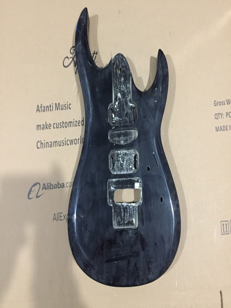 Afanti Music Electric guitar/ DIY Electric guitar body (ADK-657)Afanti Music Electric guitar/ DIY Electric guitar body (ADK-657)