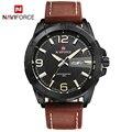 Men Watch Luxury Brand NAVIFORCE Waterproof Wristwatch Famous Quartz Relogio Masculino Casual Men Watch Luxury Brand Clock LX23
