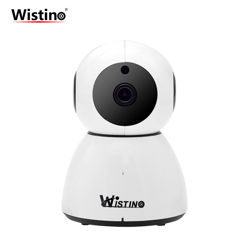 Wistino 1080P CCTV WIFI  IP Camera 2MP Baby Monitor Network Wireless Mini Monitor Alarm Surveillance Home Security PTZ Camera wistino cctv camera metal housing outdoor use waterproof bullet casing for ip camera hot sale white color cover case