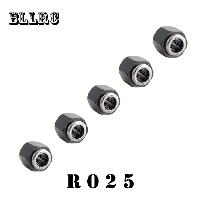 RC Car 5Pcs R025 12mm Nitro Engine Upgrade Parts One Way