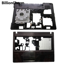 NEUE FÜR LENOVO G580 G585 Laptop Palmrest abdeckung/Bottom Fall Basis Abdeckung Mit HDMI 604SH01012 AP0N2000100