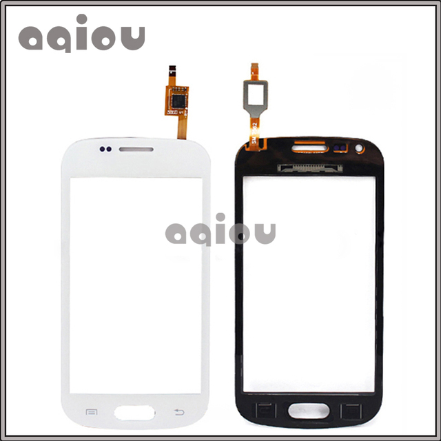 """50Pcs/lot 4.0"""" For Samsung Galaxy Trend DUOS S7560 S7562 GT-S7562 7562 7560 Touch Screen Digitizer Front Glass Lens Sensor Panel"""