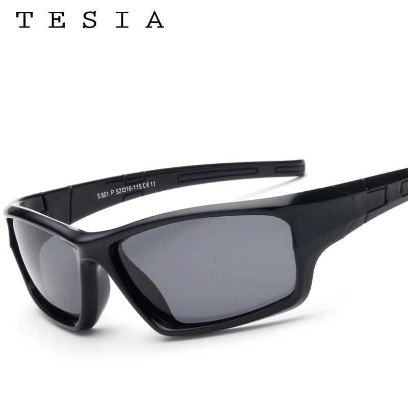 TESIA Cool Saulesbrilles Bērni Polarizēti saulesbrilles zēniem Meitenes Elastīgi aizsargbrilles Kvalitātes silikona brilles bērniem S801