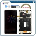 s898t  s898t+ LCD Display Touch Screen Digitizer Assembly with frame For Lenovo s898t S8 with Free Gifts