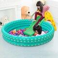 Многофункциональный Открытый надувной плавательный бассейн для домашнего использования портативная детская мультяшная купальная Ванна и...