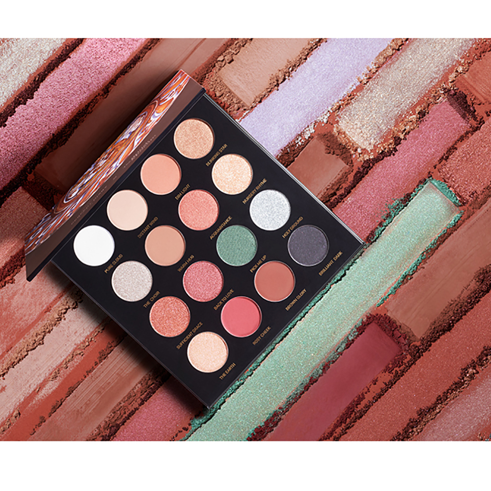 Maybelline New York Expert Wear Eyeshadow Palette, The