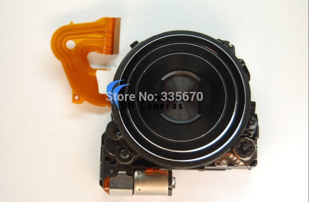 FREE shipping !Digital Camera Repair Parts for Sony DSC- WX7 W570 W580 W630 W650 WX9 WX30 WX50 WX70 Lens Zoom Unit black NO CCD