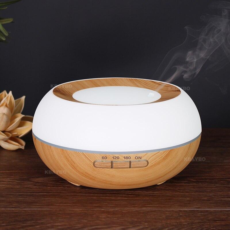 все цены на New Aroma Essential Oil Diffuser Ultrasonic Cool Mist Humidifier LED Night Light for Office Home Bedroom Living Room Yoga онлайн