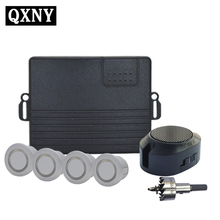 4/sensori di NY2000 Auto anteriore Kit Sensore di Parcheggio per tutte le automobili di parcheggio rilevatore di auto di assistenza al parcheggio sensore di parcheggio anteriore sensore