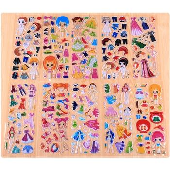 Cosplay DIY Stickers Cartoon Office & School Supplies