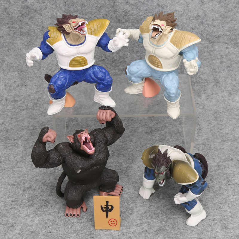 Dragon ball Z Vegeta Ohzaru Gorila Macaco Babuíno Macaco Kakarotto Criador PVC Toy Action Figure