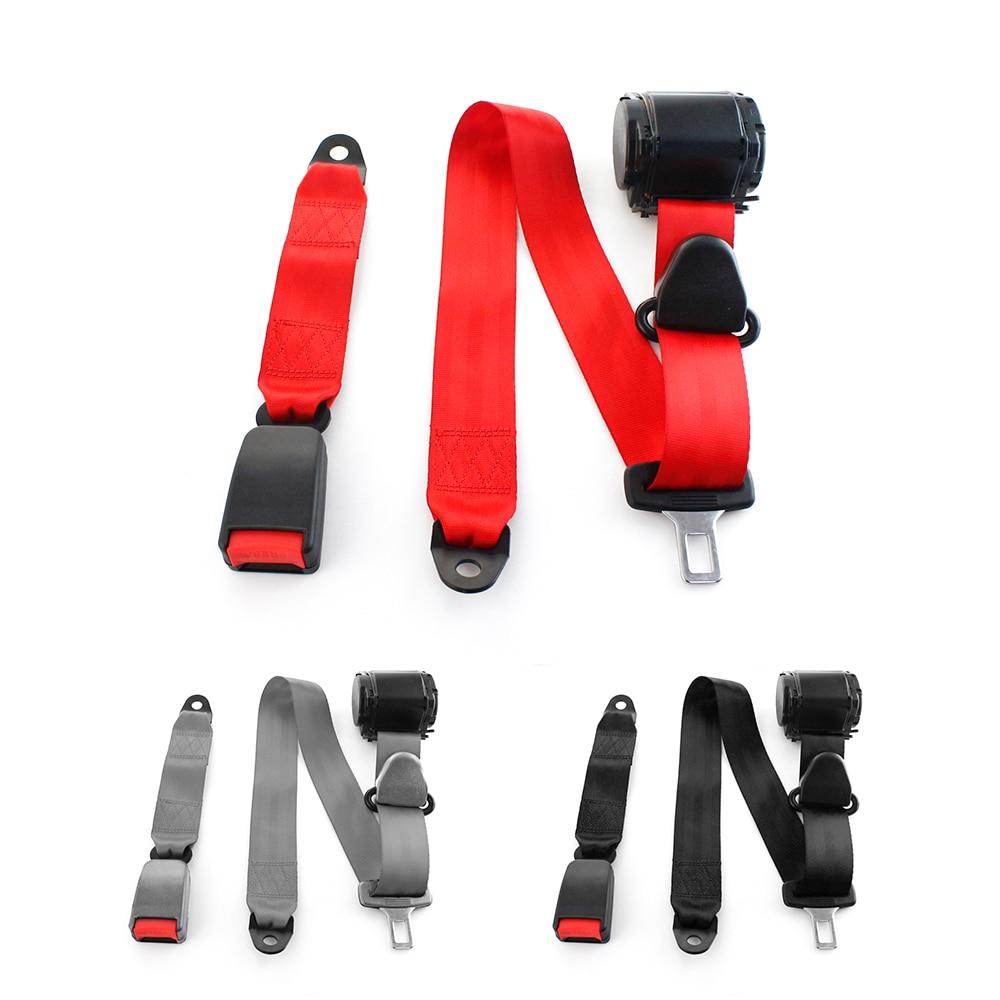 Car Safety Seatbelt Extender Buckle Lock Kit (1)