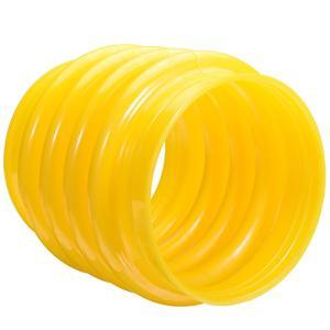 1 pièces 17.5 cm saut Jack soufflet botte pour Wacker Rammer compacteur inviolable jaune outils électriques accessoires