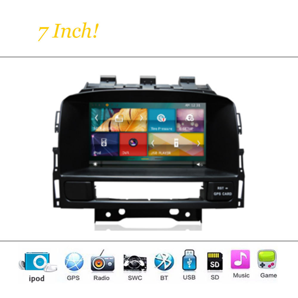 Car DVD Player System For Opel Astra J Autoradio Car Radio