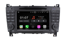 Android 5.1.1 Car DVD Player for Mercedes/Benz C class W203 C200 C220 C230 C240 C250 C270 C280 W209 WiFi GPS Radio Quad core