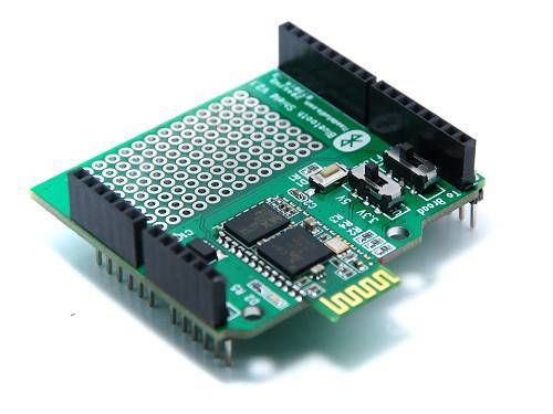 <font><b>HC06</b></font> Bluetooth Shield(SLAVE) V2.1 Open Source <font><b>Arduino</b></font> Compatible 3.3v 5v image