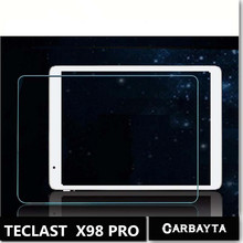9.7Inch 9HGlass Screen Protectors For Teclast X98 Pro / Air 3 / plus Tablet PC Tempered Glass Screen Protector Glass film P98