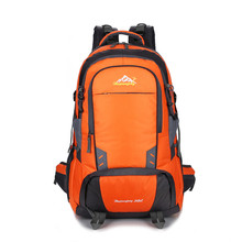 50L Waterproof Travel Hiking Backpack Men Women Sport Daypack Camping Climbing Mountaineering Rucksack