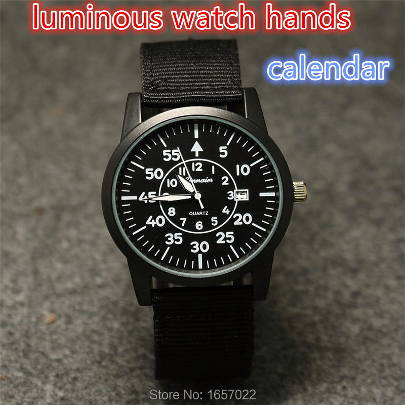 Luxury Brand Fashion Woman Men Nylon Casual Sports Quartz Calendar Watch Business Army Wrist Watch Hour Relogio Masculino