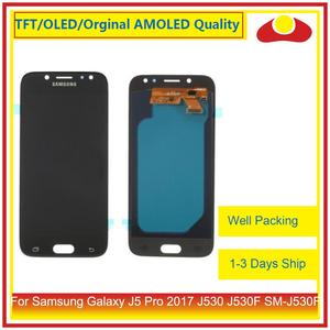Image 2 - ORIGINAL For Samsung Galaxy J5 Pro 2017 J530 J530F SM J530F LCD Display With Touch Screen Digitizer Panel Pantalla Complete