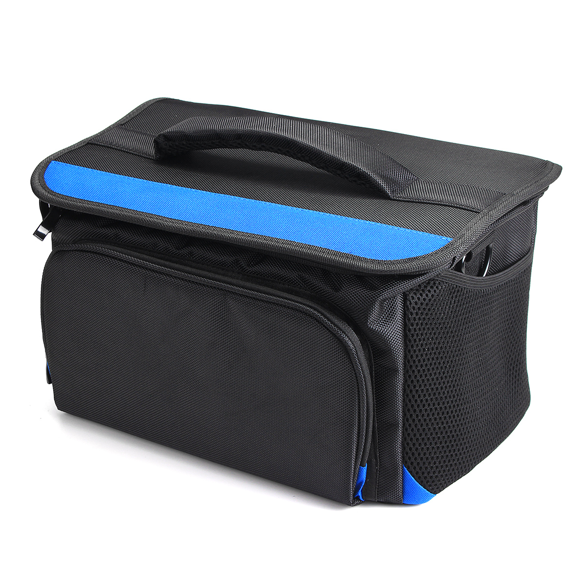 Tools Bag Waterproof  Fiber Optical Fusion Splicer Carrying Bag Fiber Optic Splicing Machine Bag Wide Mouth New