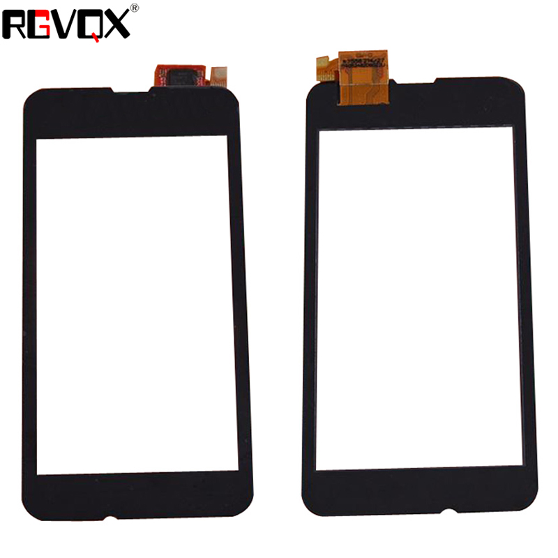 4 N530 New Touch Screen For Nokia Microsoft Lumia 530 Digitizer Front Glass Lens Sensor Panel