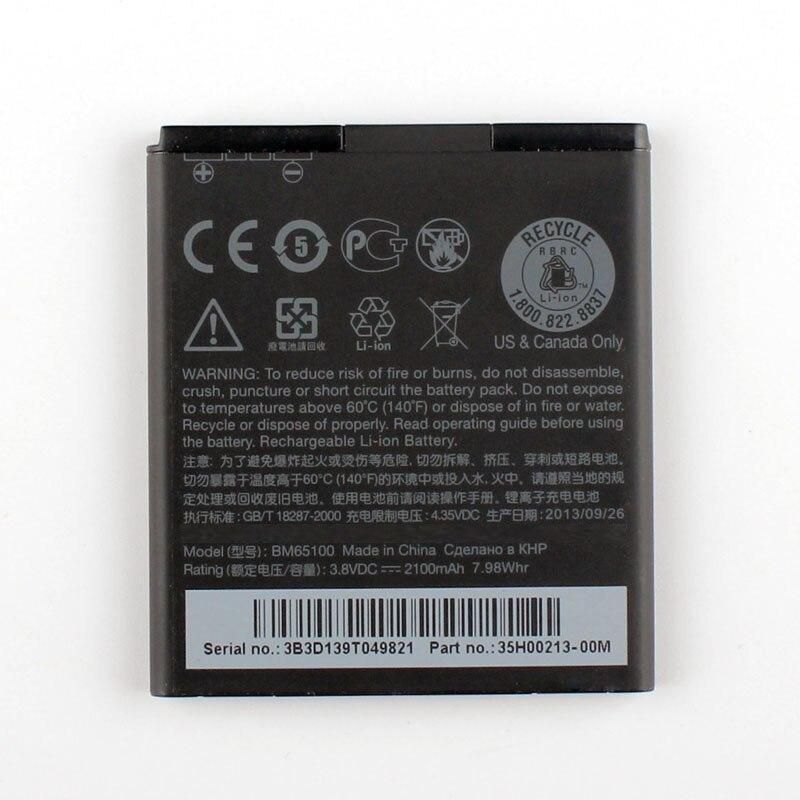 Hohe Kapazität Handy-akku Für HTC Desire 7060 709D 603E 603 h 601 619D 6160 700 E1 7088 BM65100 2100 mAh