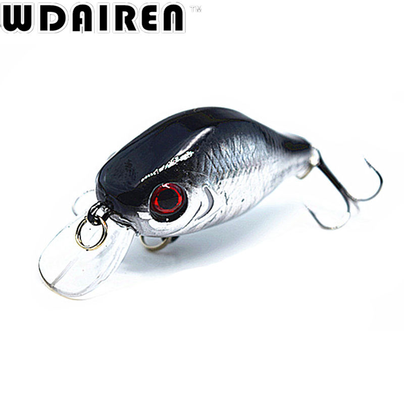 1Pcs Mini Wobbler Crank fishing lure 5.5cm 8g Crankbait Bass Bait Fishing Lure Hard Fishing Tackle Plastic Fishing Lures NE-204 wldslure 1pc 54g minnow sea fishing crankbait bass hard bait tuna lures wobbler trolling lure treble hook