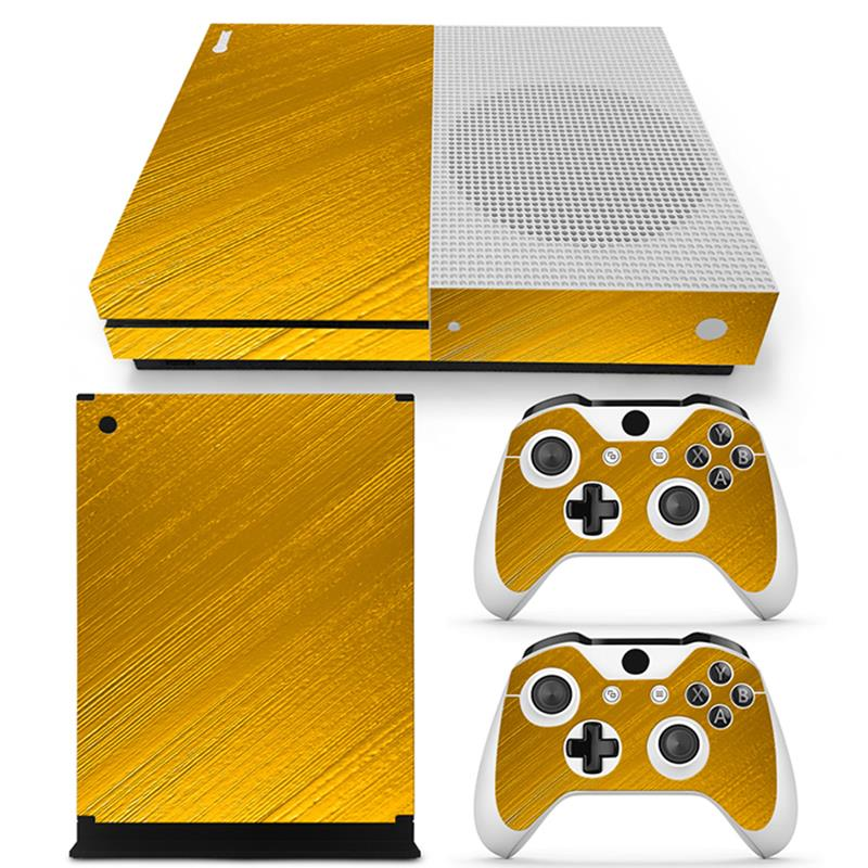 """Gold Thunder"" Xbox One Rapid Fire Modded Controller Pro ... 