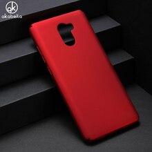 Akabeila мобильный Телефонные чехлы для Xiaomi Redmi4 16 ГБ Встроенная память крышка Redmi 4 Red rice 4 5.0 дюймов случае масляной краской Пластик Сумки кожи