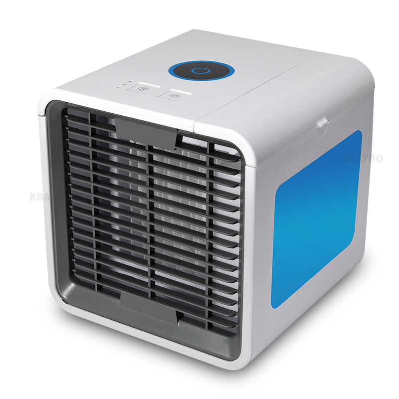 2018 New USB Mini Air Conditioner Device cool soothing wind Cooler Fan Air Personal Space Cooler Portable For Office Home