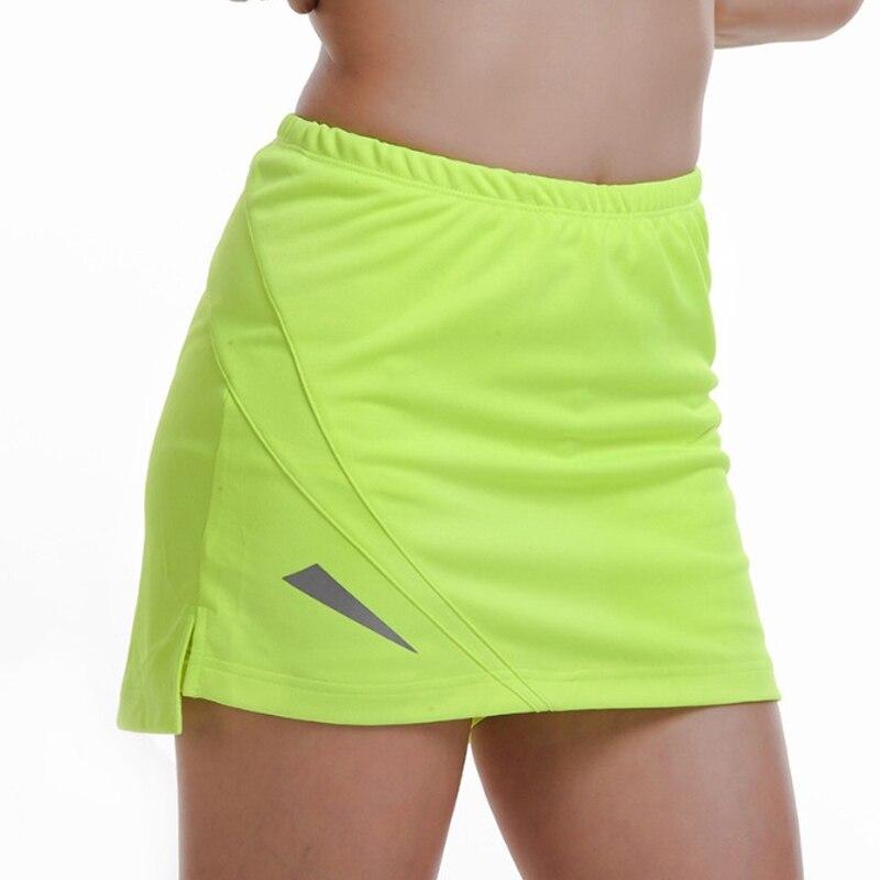 המקצועי של נשים ספורט כושר כושר ריצת ג 'וגינג יוגה נשים מכנסיים קצרים מכנסי חצאית מכנסיים חצאית טניס טניס חשיפה אנטי