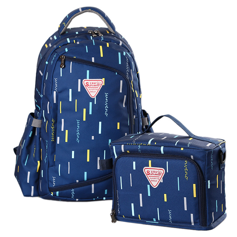 High Grade Fashion Baby Bags For Mom Waterproof Mother Diaper Backpack Multifunctional Large Capacity Maternity Backpack Brands