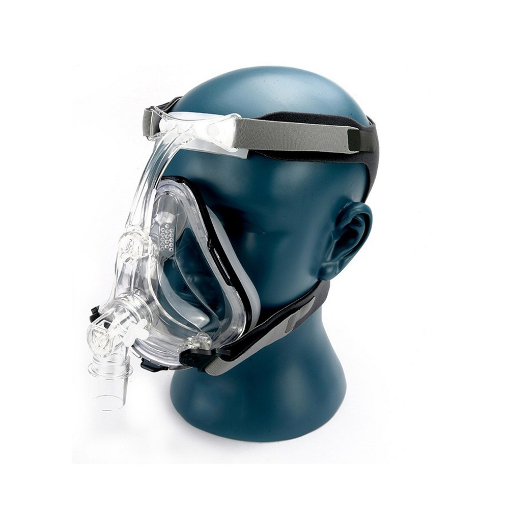 Full Face Mask Anti Snoring Nasal Mask For CPAP Masks Interface Sleep  Snore Apnea OSAHS  S M L Size