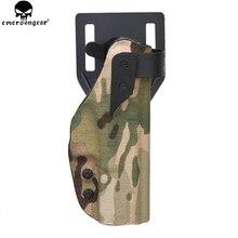 EMERSON тактическое оружие кобура для Glock СТРАЙКБОЛ МУЛЬТИКАМ Пистолет Чехол пластиковый Holderemerson'gear XST стиль стандартный кобура