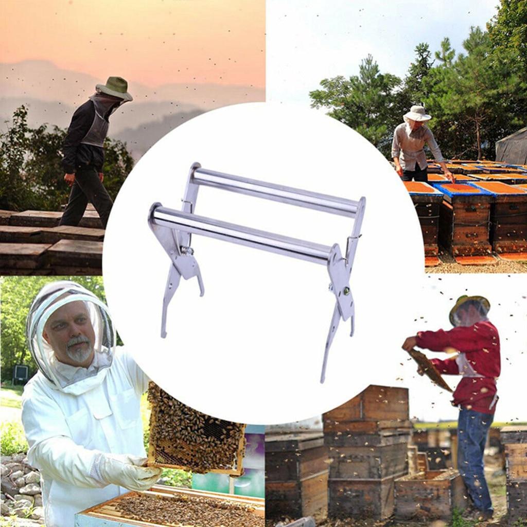 Lifter Gripper Honeycomb Spleen Grip Beehive Frame Clip Holder Stainless Steel